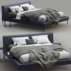 bebitalia bed charles model