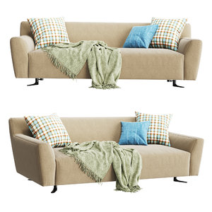 confort line icona sofa 3D
