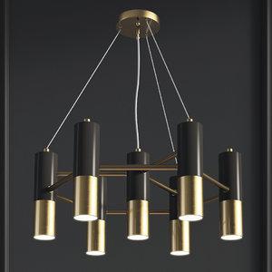 3D chandelier favorite 1600-7p ultra