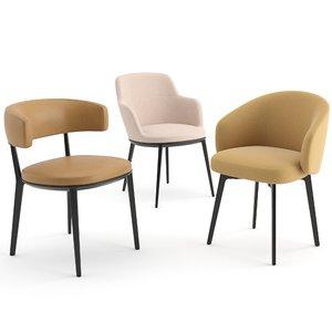 3D chairs lema caratos