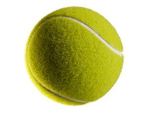 tennis ball 3D