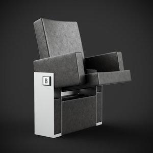 3D pronto seating flex