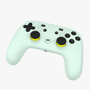wasabi color google stadia model