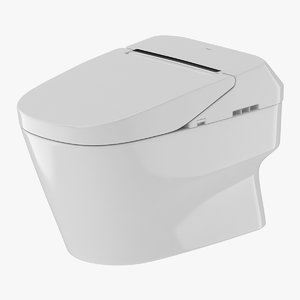 toto toilet neorest 3D