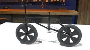 3D bike sport model