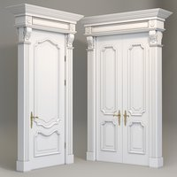 Classic Double Swing Door Gate