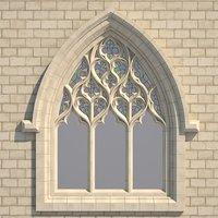 Gothic Window Type 1