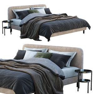 3D bed besley