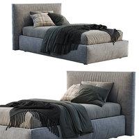 Flexteam Single Bed MILLER
