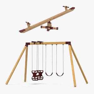 3D swings 2 model
