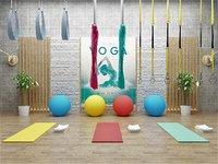 Yoga Studio Set