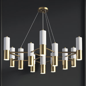 3D chandelier favorite 1600-13p ultra