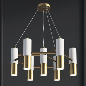 chandelier favorite 1600-7p ultra 3D