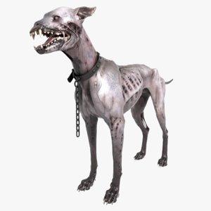 zombie dog 3D