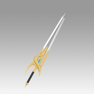 tales graces tog 3D model