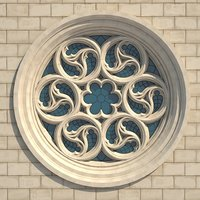 Gothic Window Type 3