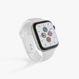 apple watch 3D model