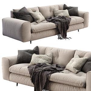 bonaldo sofa avarit 3D