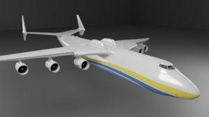 cargo plane model