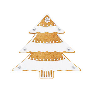 cookie gingerbread christmas 3D
