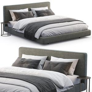 3D bebitalia bed richard model