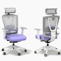 Ergo Office Chair Gray