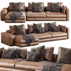 3D model flou sofa myplace