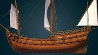 Pinta 1492 Caravel