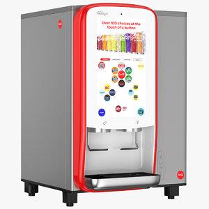 freestyle 7100 machine 3D model