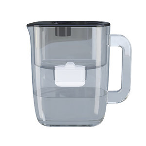 water filtering pitcher 3D model