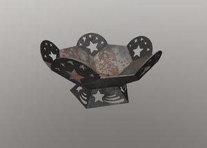metallness 3D model
