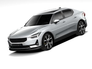 polestar 2 2021 model
