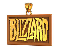 Blizzard Logo Pendant