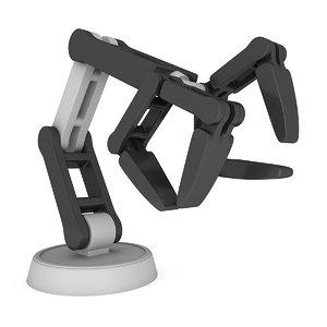 robotic arm mechanic hand 3D model