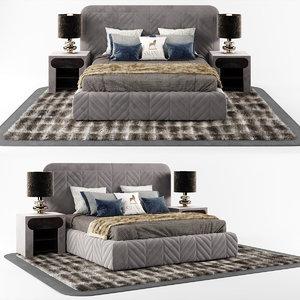 3D harrison bed