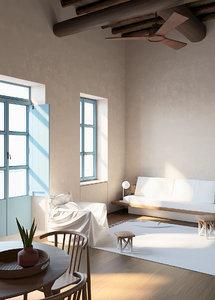 interior scene corona 3D