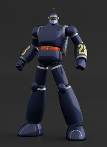 robot blender 3D