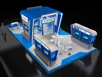 Booth Exhibition Stand a246