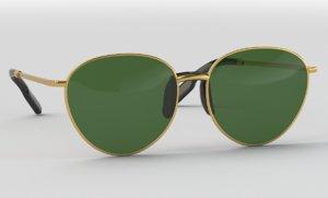generic sunglass 01 3D