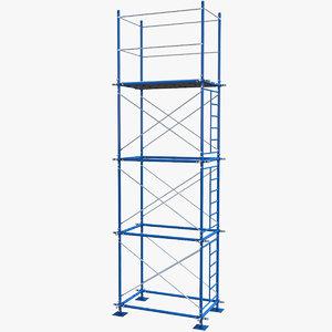 scaffoldings modular industry model