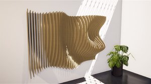 Parametric Wall Paneling Plugin - SeaGrass
