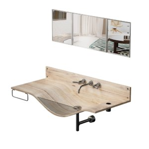 washbasin wash model