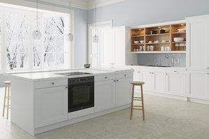 interior scene kitchen 3D