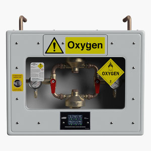 oxygen closed model
