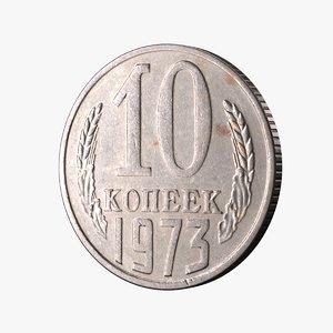 realistic soviet ussr 10 3D