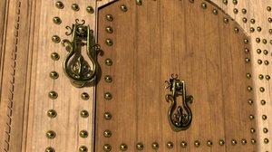 arabic door model