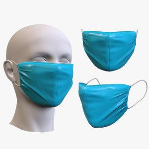medical mask model