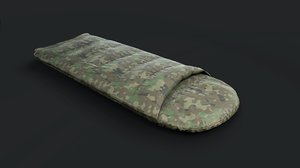 sleeping color 3D