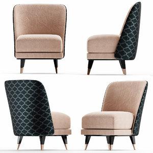 furniture chair 3D model