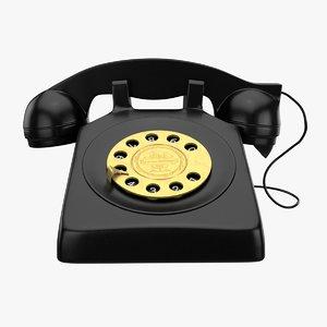 classic telephone model